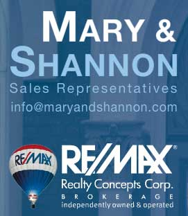 Mary & Shannon Sales